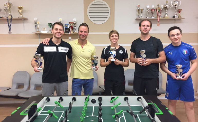 Challenger in Bayreuth – Lukas und Martin holen sich den 2. Platz