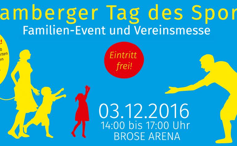 TFC Bamberg beim Tag des Sports