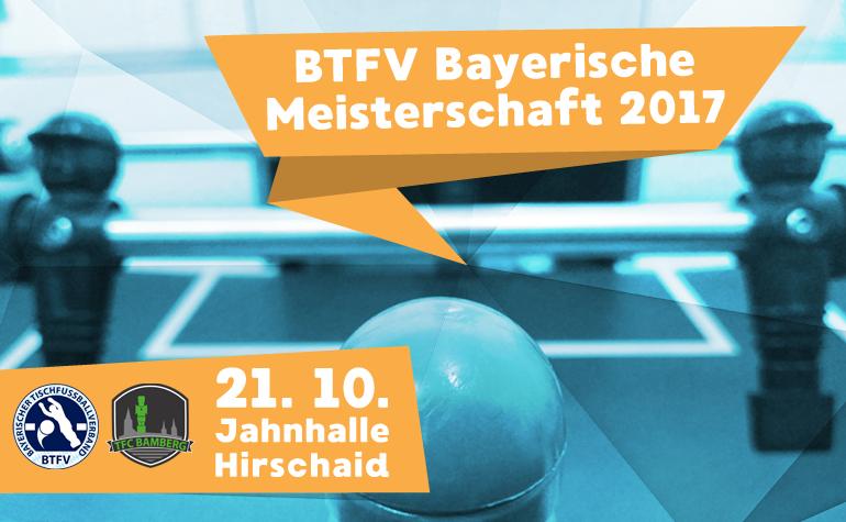 Bayerische Meisterschaft 2017