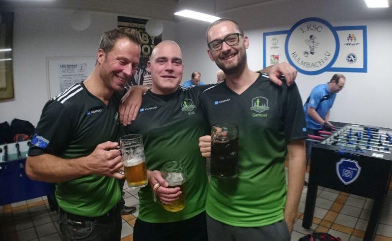 Spielbericht: KSC Kulmbach – TFC Bamberg