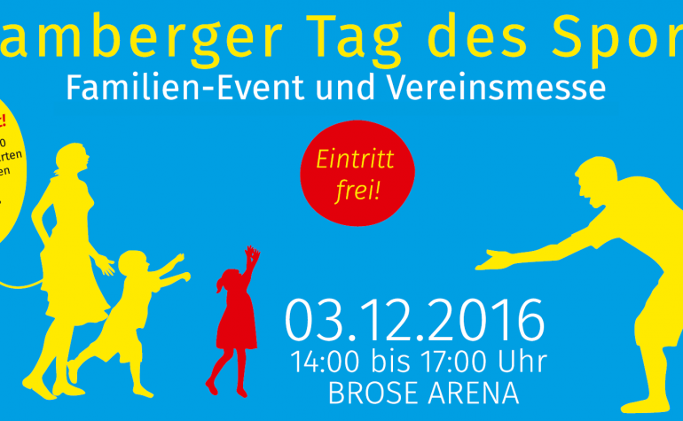 TFC Bamberg beim Tag des Sports