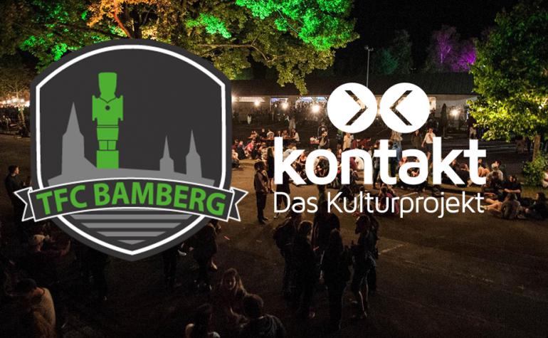 TFC Bamberg auf dem Kontaktfest Bamberg